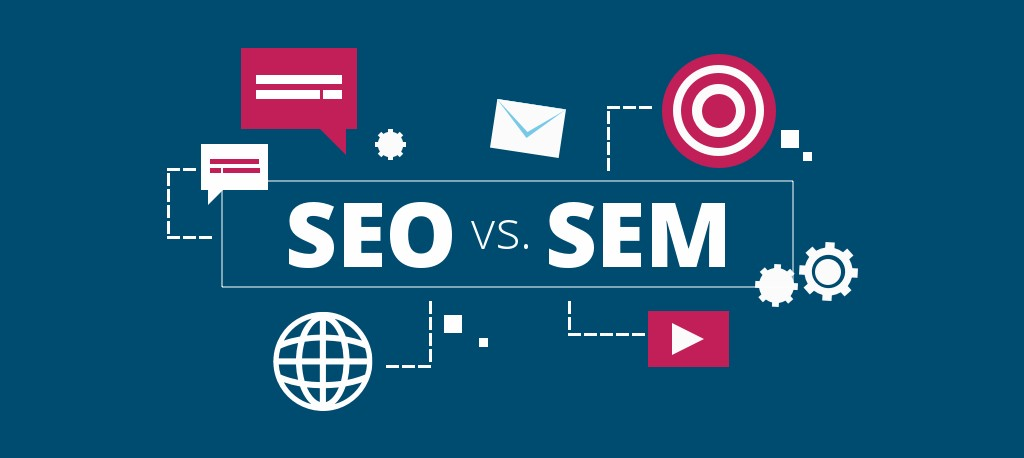 Is SEO Different from SEM?