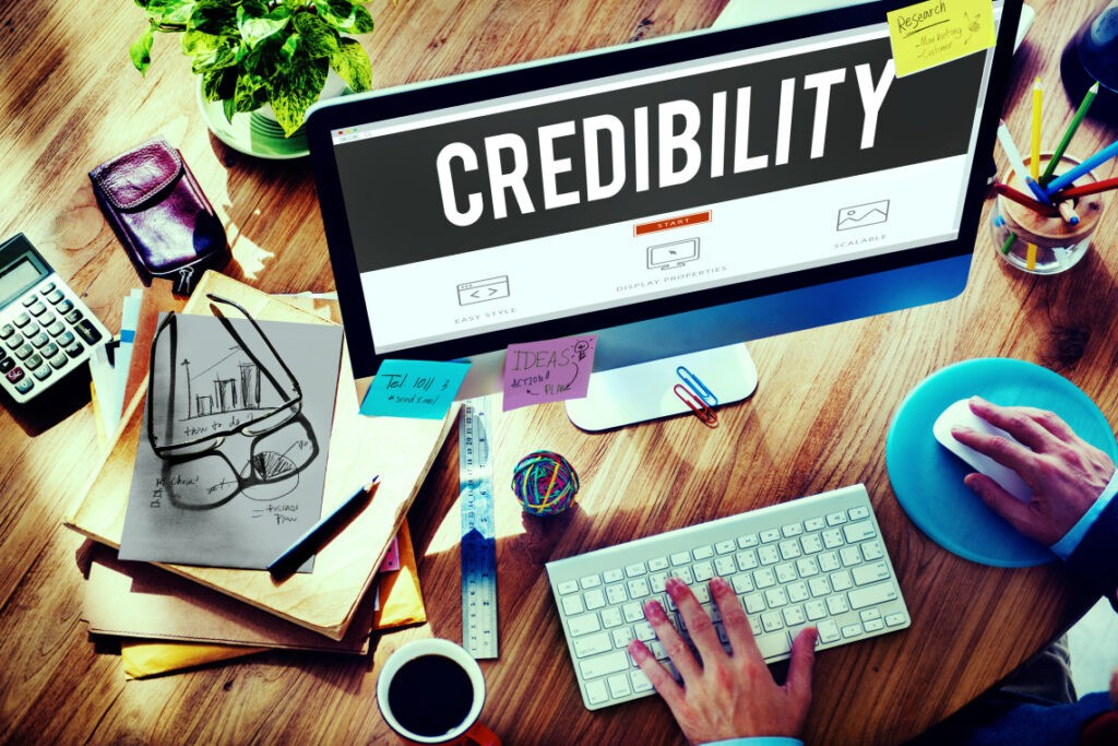 Attract Users and Build Credibility