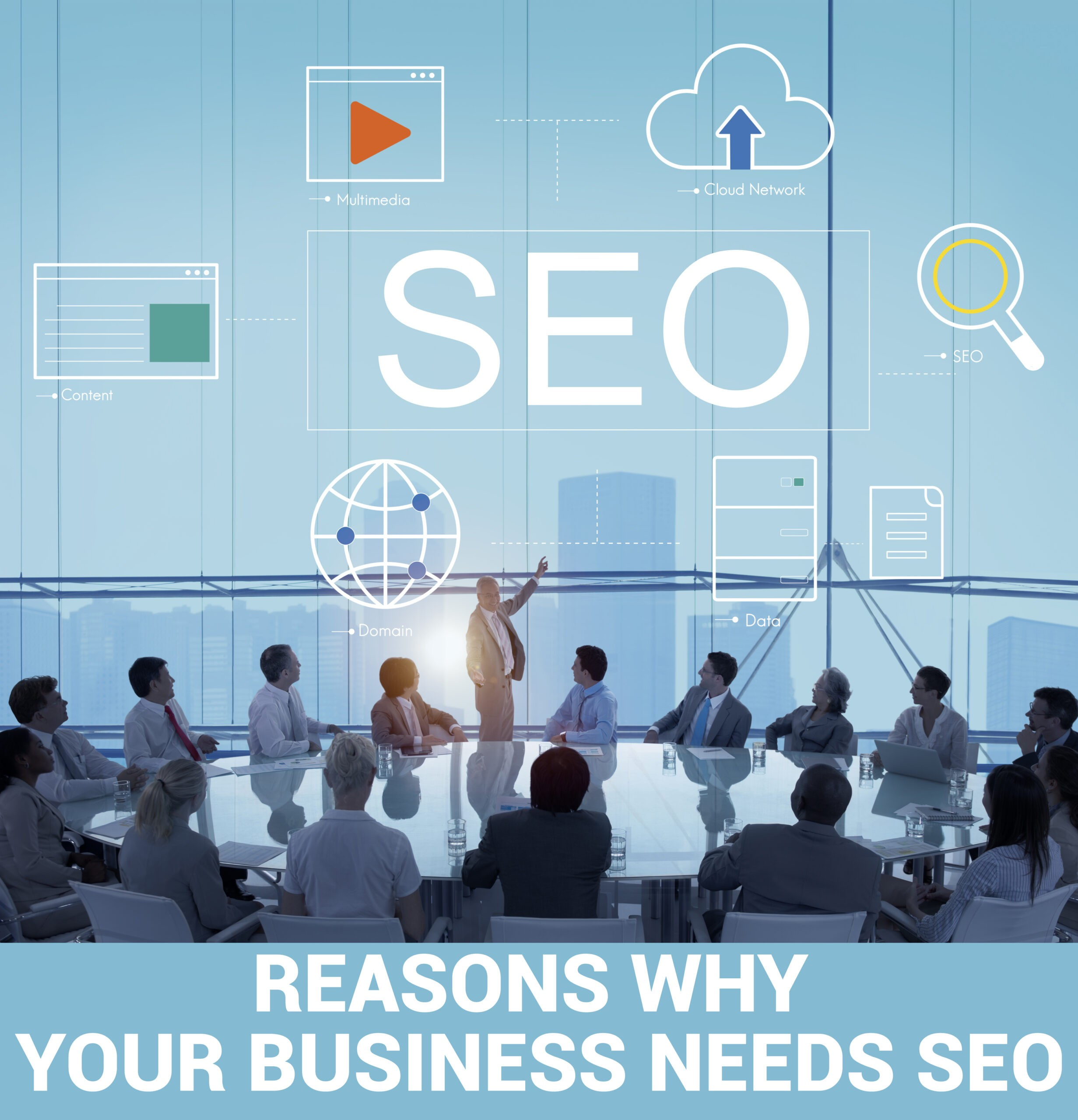 Reason Why Your Business Requires SEO