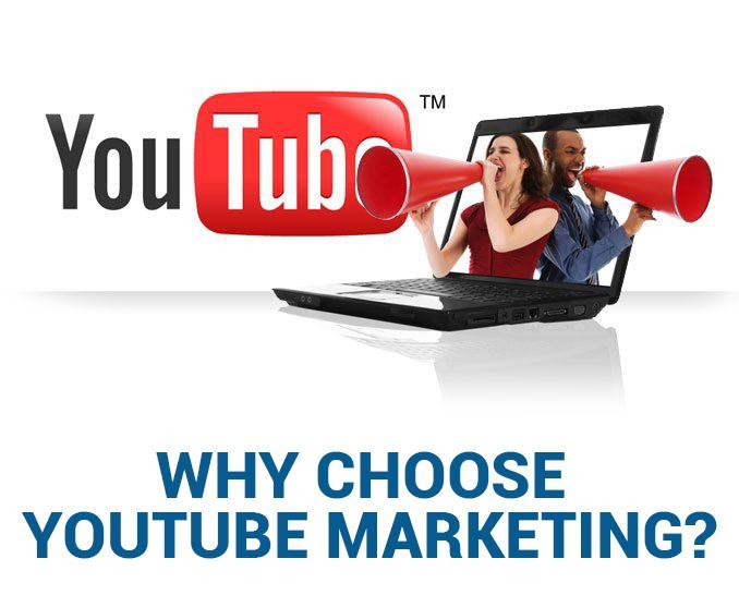 Why Choose YouTube Marketing?