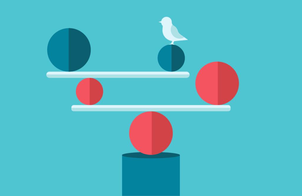 Balance in Asymmetry